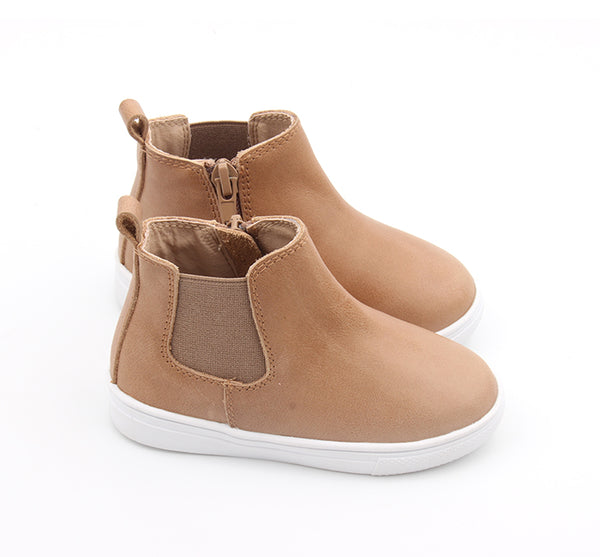 Toddler Chelsea Boot - Sedona Brown