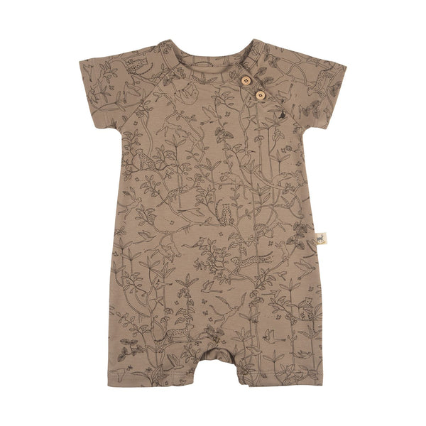 The Canopy Taupe Romper