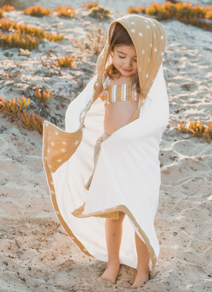 Hooded Towel Exclusive - Sun