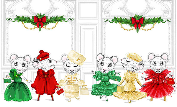 Claris: The Chicest Mouse in Paris Holiday Heist