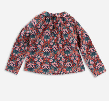Norma Shirt - Mountain Primrose