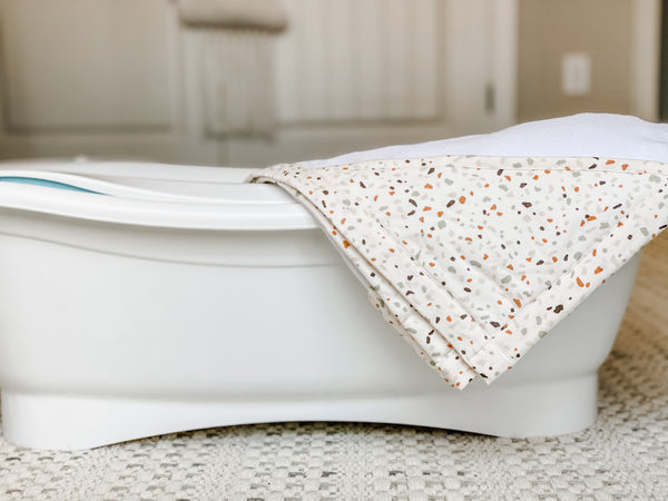 Hooded Towel Exclusive - Terrazzo