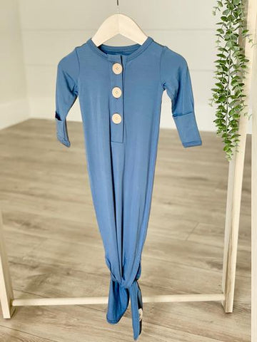 Knotted Sleep Gown