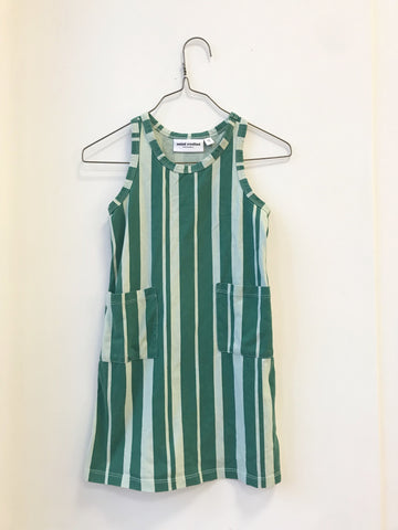 Mini Rodini midi dress // size 2-3Y // EUC