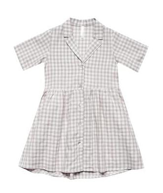Gingham Jeanette Dress - Toddler