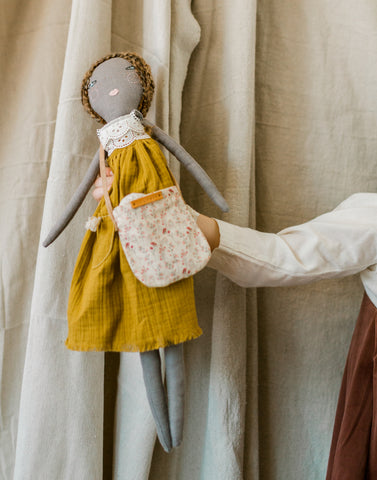 Handmade Heirloom Doll - Talar