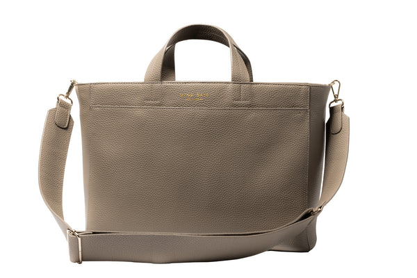 June Diaper Bag - Sand