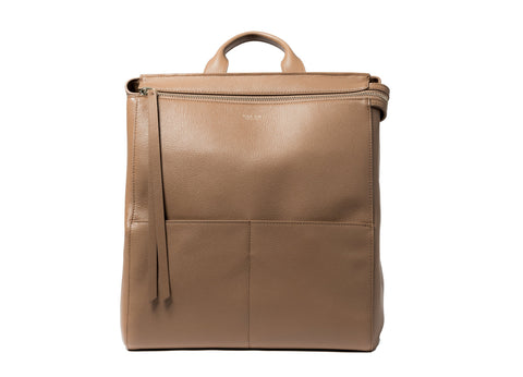 Harper Diaper Bag - Tan