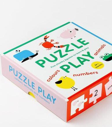 Toddler Puzzle Play