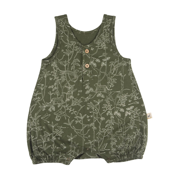 The Canopy Chive Romper