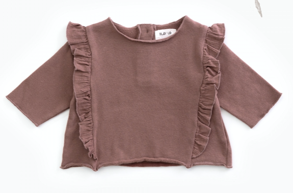 Frill Top - Purplewood