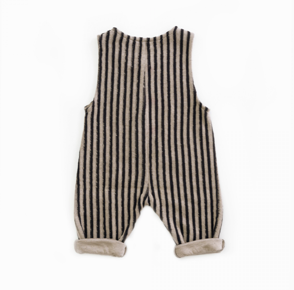 Jeronimo Stripe Jumpsuit