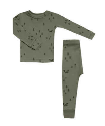 Forest Pajama Set