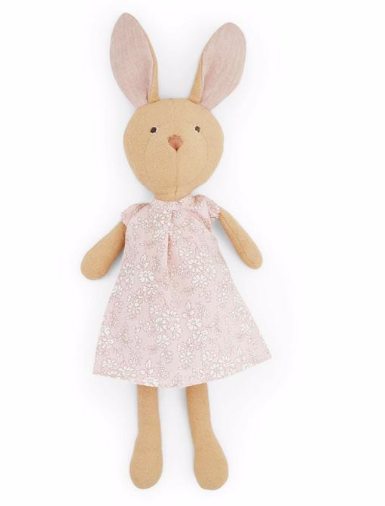 Juliette Rabbit - Pink Liberty Dress