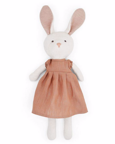 Emma Rabbit - Linen Dress