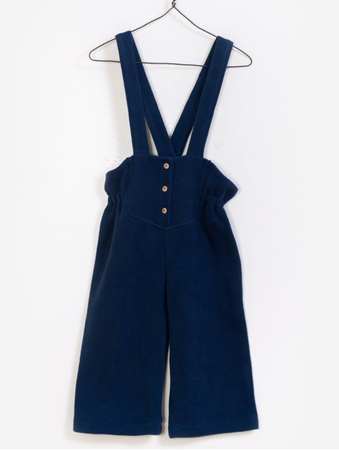 Crop Flare Overalls **LAST ONE 5Y**