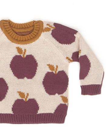 Apple Knit Sweater