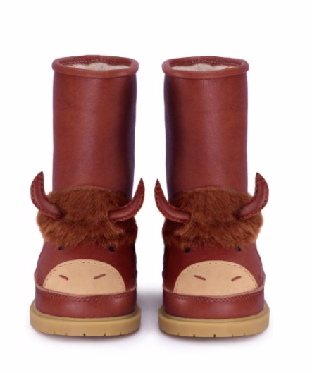 Wadudu Exclusive Lining Boots - Buffalo