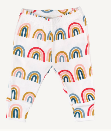 Rainbow PJ Set