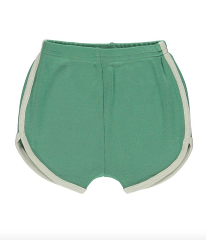 Track Shorts - School House Green