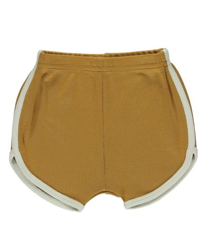 Track Shorts - Wheat