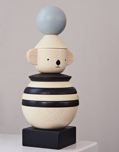 Wooden Stacking Koala