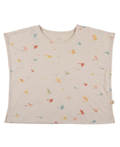 Tropical Birds Blouse
