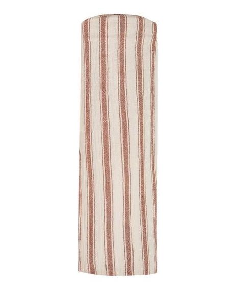 Amber Stripe Swaddle