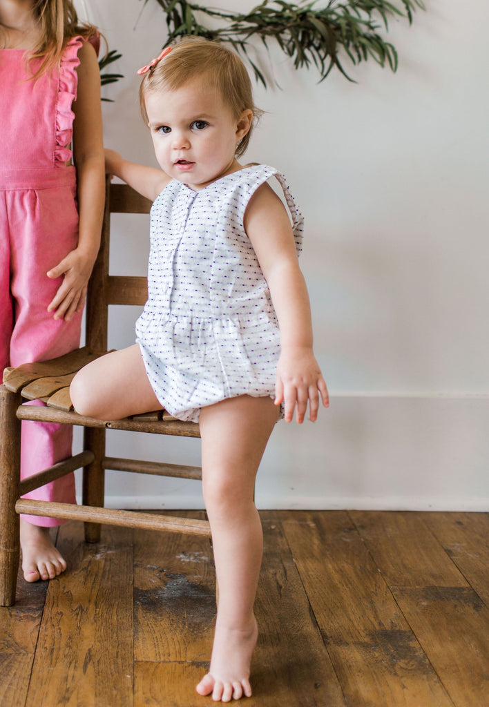 Evie Weave Playsuit (baby)