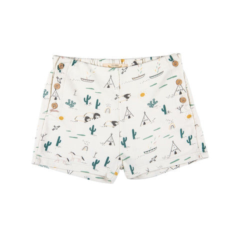 Desert French Terry Shorts