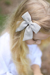 Oatmeal Party Bow