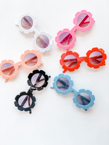 Retro Flower Toddler Sunnies