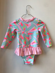 Cat and Jack swimsuit // size 18mo // GUC