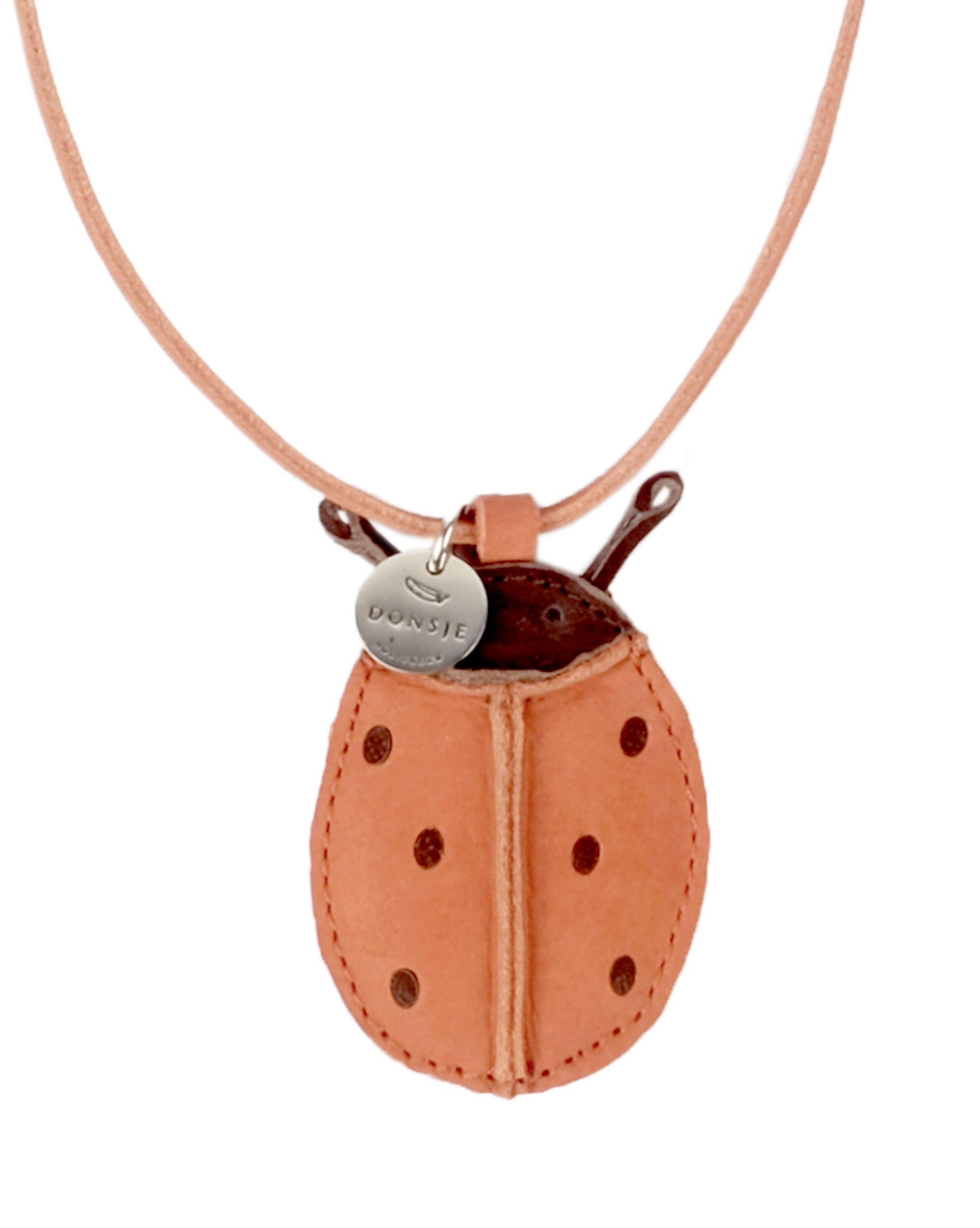 Musi Necklace - Lady Bird