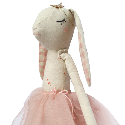 Handmade Heirloom Doll - LaLa Bunny