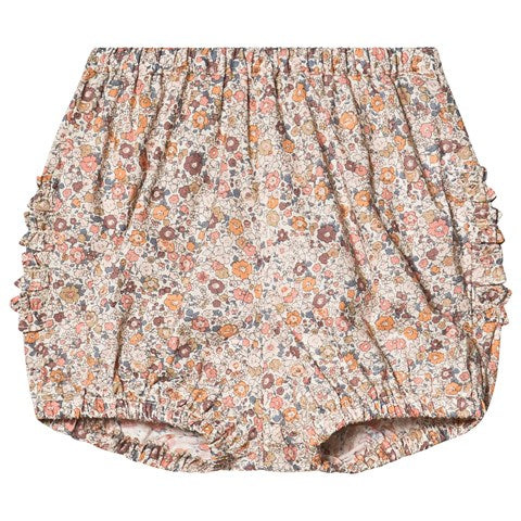 Blush Floral Bloomers