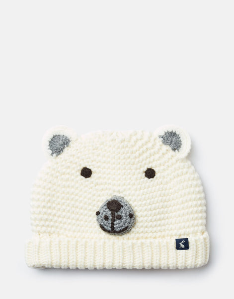 Chummy Hat - Polar Bear