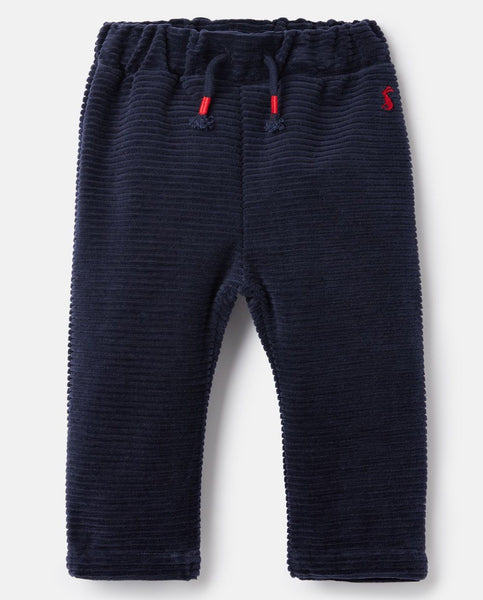 French Navy Pants