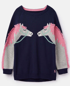 Double Horse Sweater