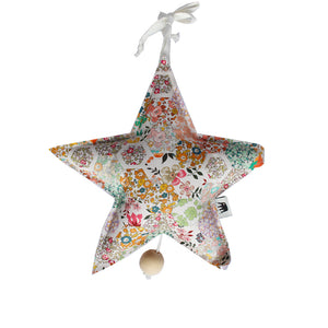 Lullaby Musical Star - Liberty Patchwork