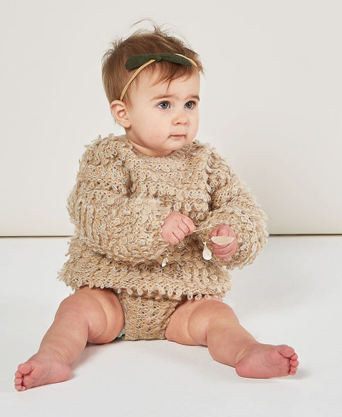 Loop Knit Bloomer **LAST ONE 2/3Y**