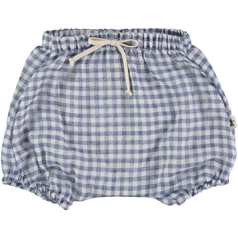 Blue Gingham Bloomer