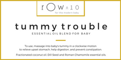 Tummy Trouble Essential Oil Blend