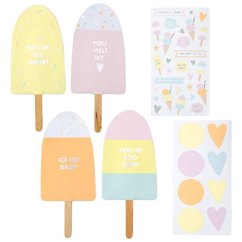 Lollipop Love Notes