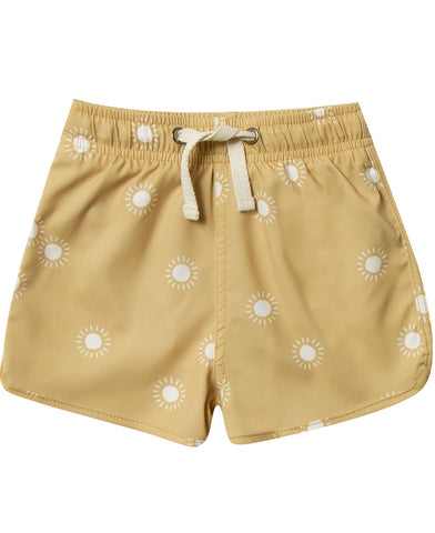 Sunburst Swim Trunk
