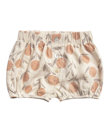 Peaches Button Short