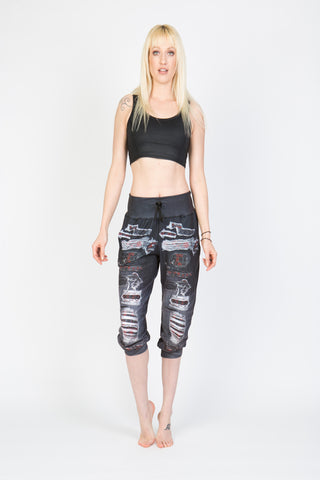 Luminance Orchid Ombre Voltage Pant