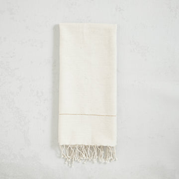 Negus Hand Towel - Gold
