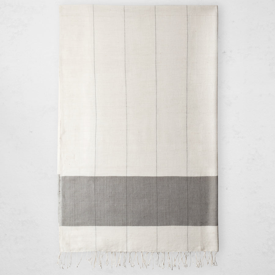 Karo Bath Sheet - Sable