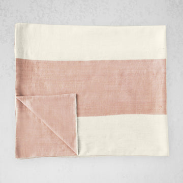 Mamoosh Blanket - Dusty Rose